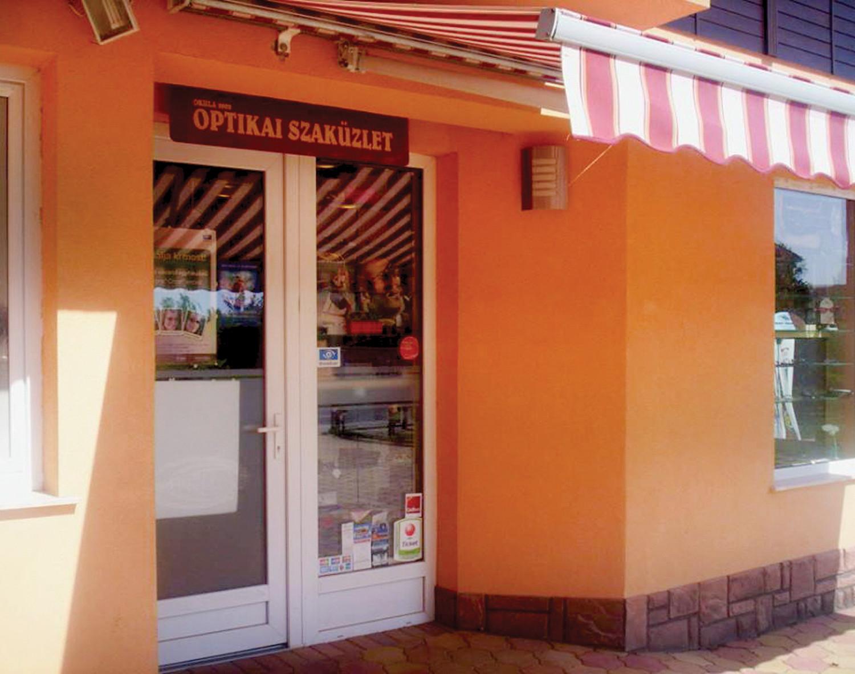 Debrecen Károli Gáspár utcai üzlet